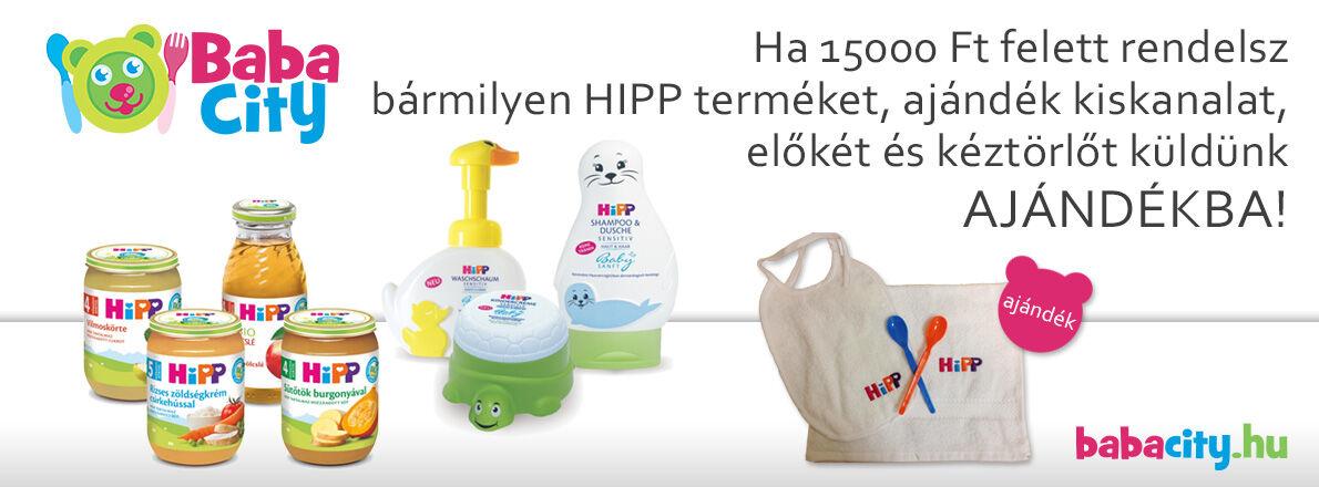 HiPP ajándék