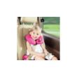 SPARCO Nyakpárna (utazópárna) rózsaszín (lányos)