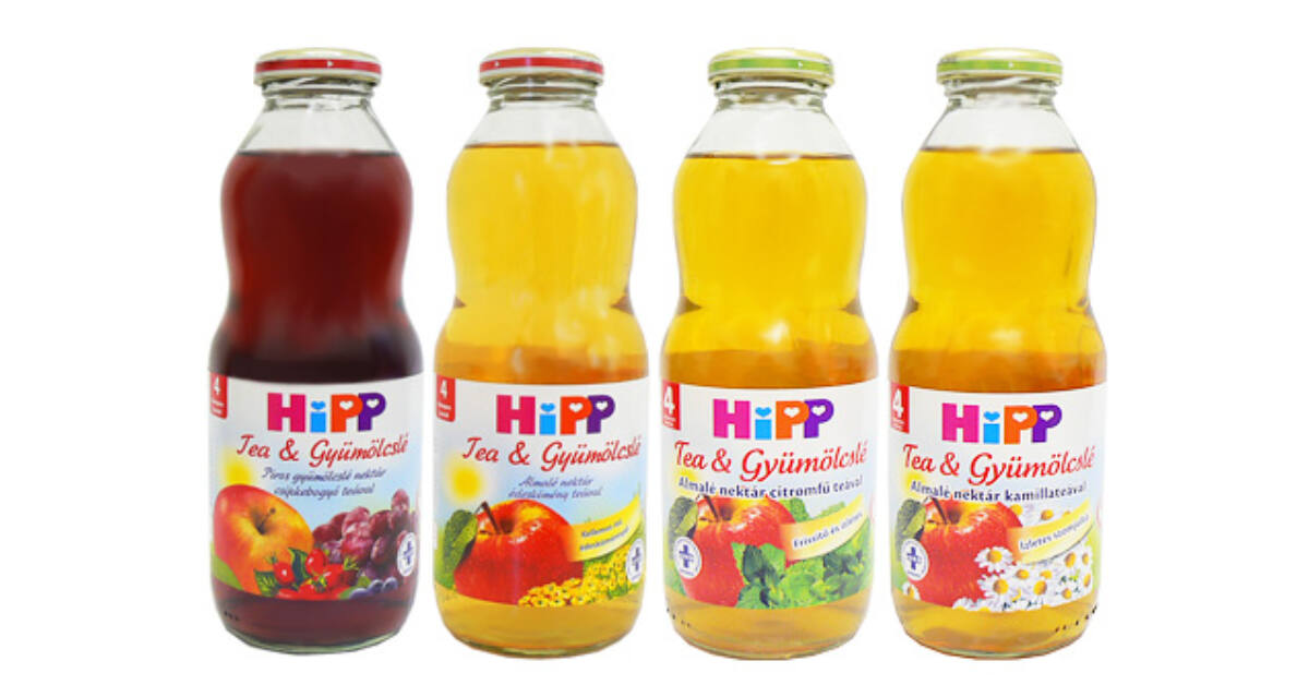 Hipp csipkebogyó tea