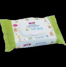 Hipp Babysanft  nedves WC papír 50 db