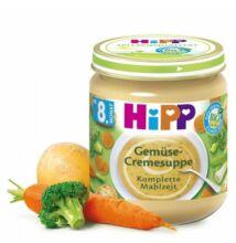 HiPP BIO Zöldséges Krémleves 8 hónapos kortól 200g
