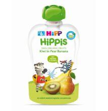 HiPP HiPPiS Körte-banán-kiwi BIO bébiétel