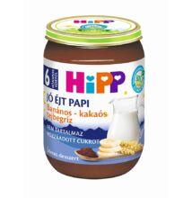 HiPP BIO Banános-kakaós tejbegríz