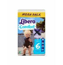 Libero Comfort Junior/XL, 6 (13-20 kg) 72 db nadrágpelenka XTREME