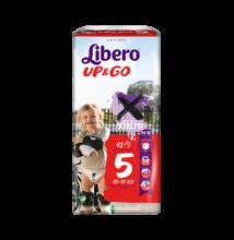 Libero Up&Go Maxi +, 5 (10-14 kg) 42db bugyipelenka XTREME