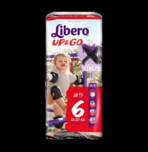 Libero Up&Go XL, 6 (13-20 kg) 38db bugyipelenka XTREME