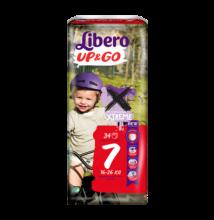 Libero Up&Go 7 (16-26 kg) 34db bugyipelenka XTREME