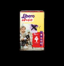 Libero Up&Go 4 (7-11 kg) 46db bugyipelenka XTREME