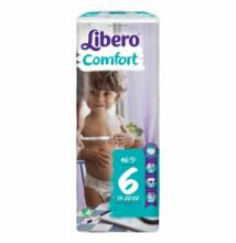 Libero Comfort Junior/XL, 6 (13-20 kg) 46 db nadrágpelenka