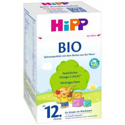 HiPP BIO Tejalapú Gyermekital 12 hónapos kortól 600g