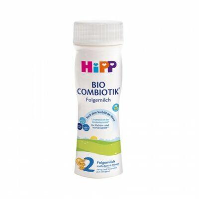 HiPP 2 BIO COMBIOTIK Folyékony Anyatej - kiegészítő tápszer 6 hónapos kortól 200ML