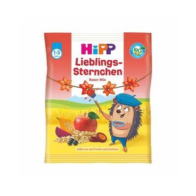 HiPP Zöldséges-gyümölcsös csillagok 1-3 éves korig