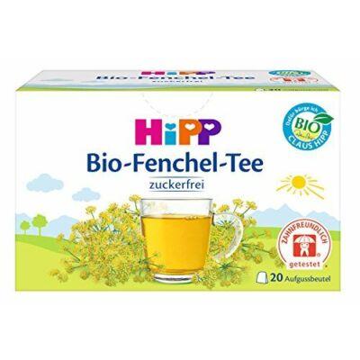 HiPP BIO Filteres Édeskömény tea