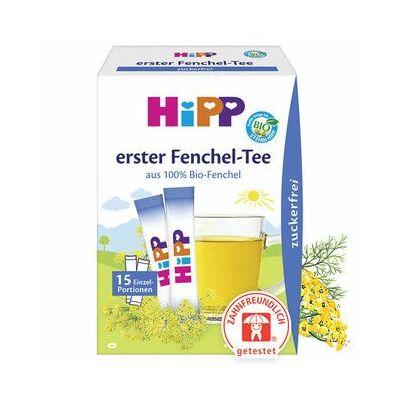 HiPP BIO Édeskömény Tea