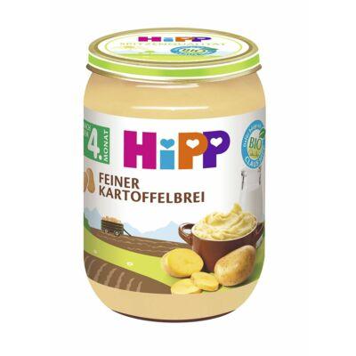 HiPP BIO Burgonyapüré 6 hónapos kortól