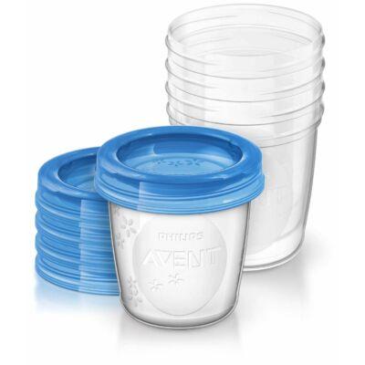 Philips Avent VIA pohár 180 ml - 5 db
