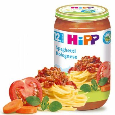 HiPP BIO Bolognai spagetti 12 hónapos kortól 250g