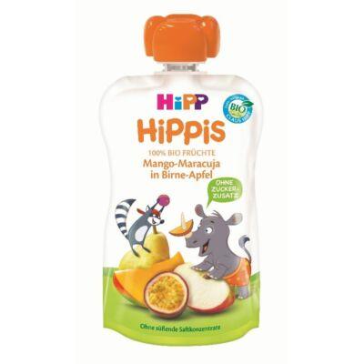 HiPP HiPPiS Mangó-maracuja almás körtével BIO bébiétel