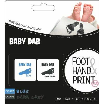Baby Dab lenyomatkészítő Szürke
