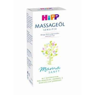 Hipp Mamasanft Masszázsolaj 100 ml