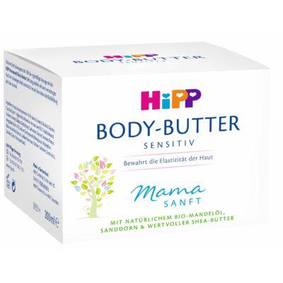 Hipp Mamasanft Testvaj a terhességi csíkok megelőzésére 200 ml