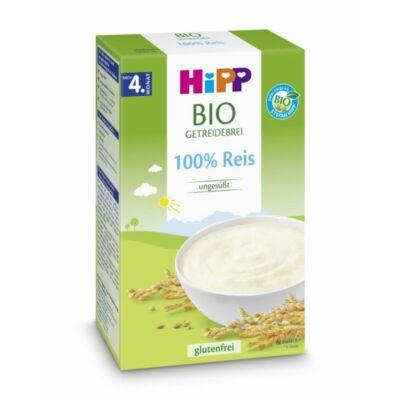 HiPP BIO Gabonapép Rizspehely 4 hónapos kortól 200g