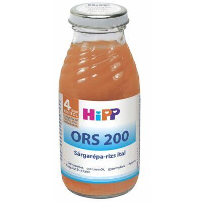 ORS Sárgarépa-rizs ital