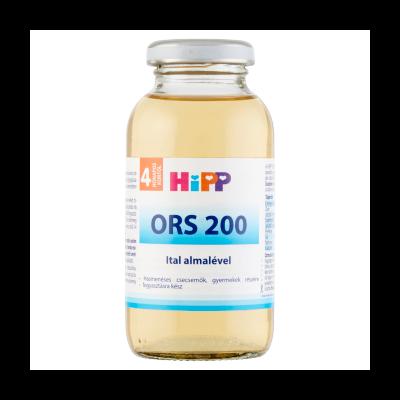 HiPP ORS 200 ital almalével 4 hónapos kortól 0,2 l