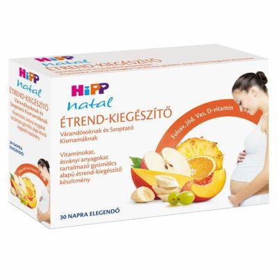 Natal Étrend-kiegészítő várandós és szoptató kismamáknak