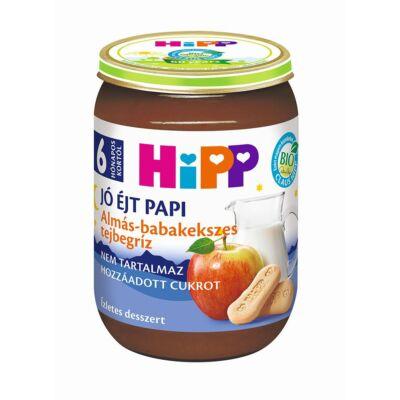 HiPP BIO Almás-babakekszes tejbegríz