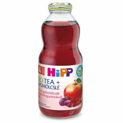 HiPP Piros gyümölcslé nektár csipkebogyó BIO teával