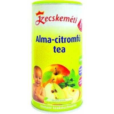 Kecskeméti Alma-citromfű tea