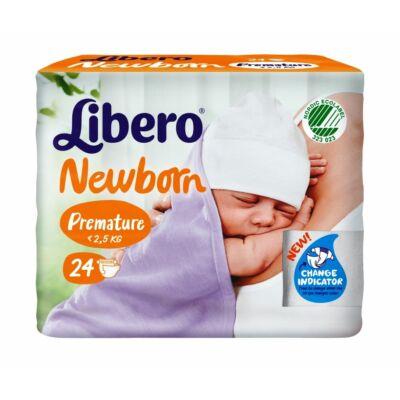 Libero Newborn Premature - Koraszülött ( < 2,5 kg) 24db nadrágpelenka