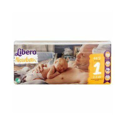 Libero Newborn 1 (2-5 kg) 44db nadrágpelenka
