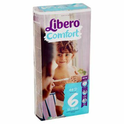 Libero Comfort Junior/XL, 6 (13-20 kg) 44 db nadrágpelenka