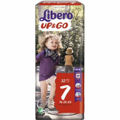 Libero Up&Go 7 (16-26 kg) 32db bugyipelenka