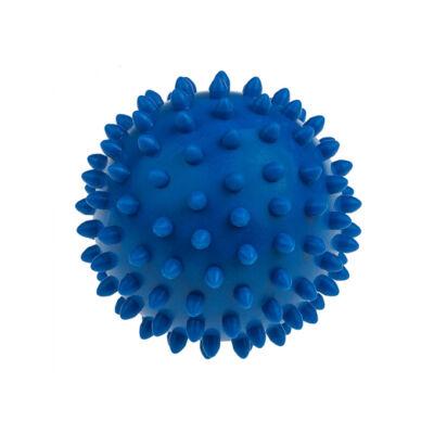 TULLO Masszázs labda, kék, 9 cm 6 hónapos kortól