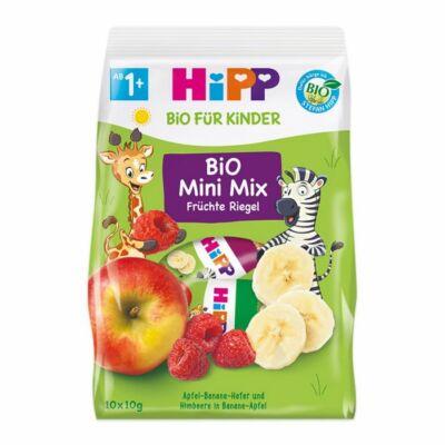 HiPP BIO Gyümölcsös szeletek Mini-Mix 1-3 éves kor között 100g