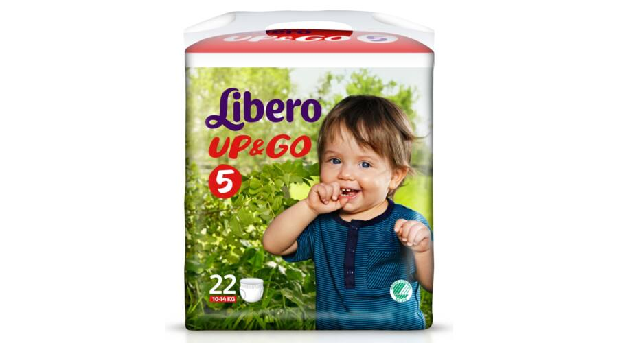libero up and go 4 ár